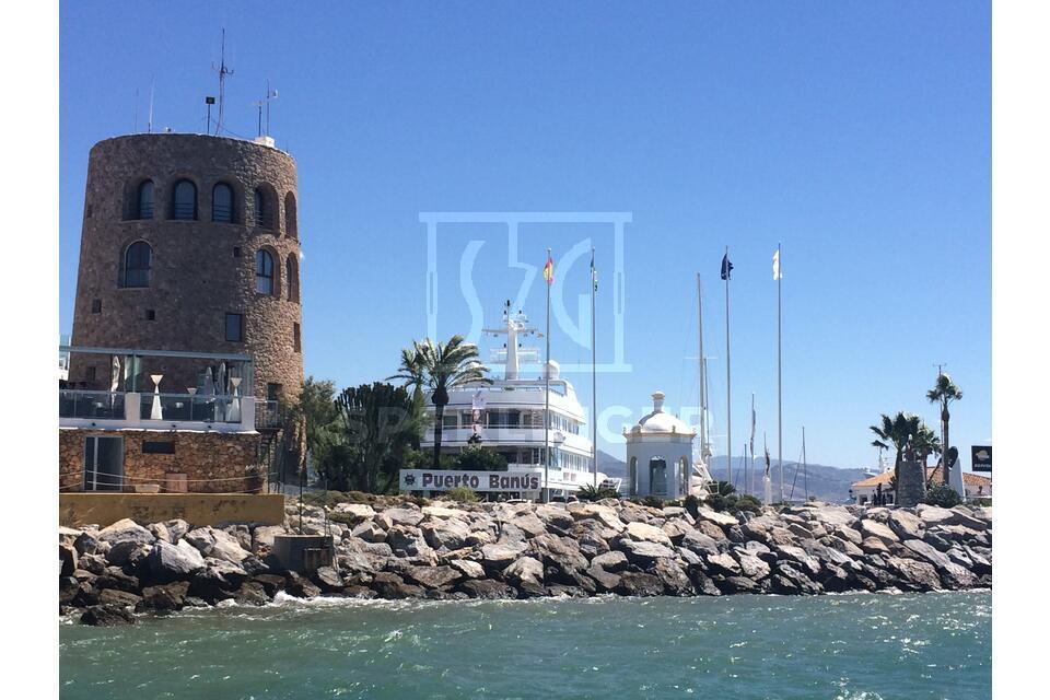 Puerto Banus kikötő